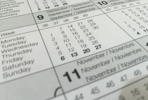calendario editoriale aziendale