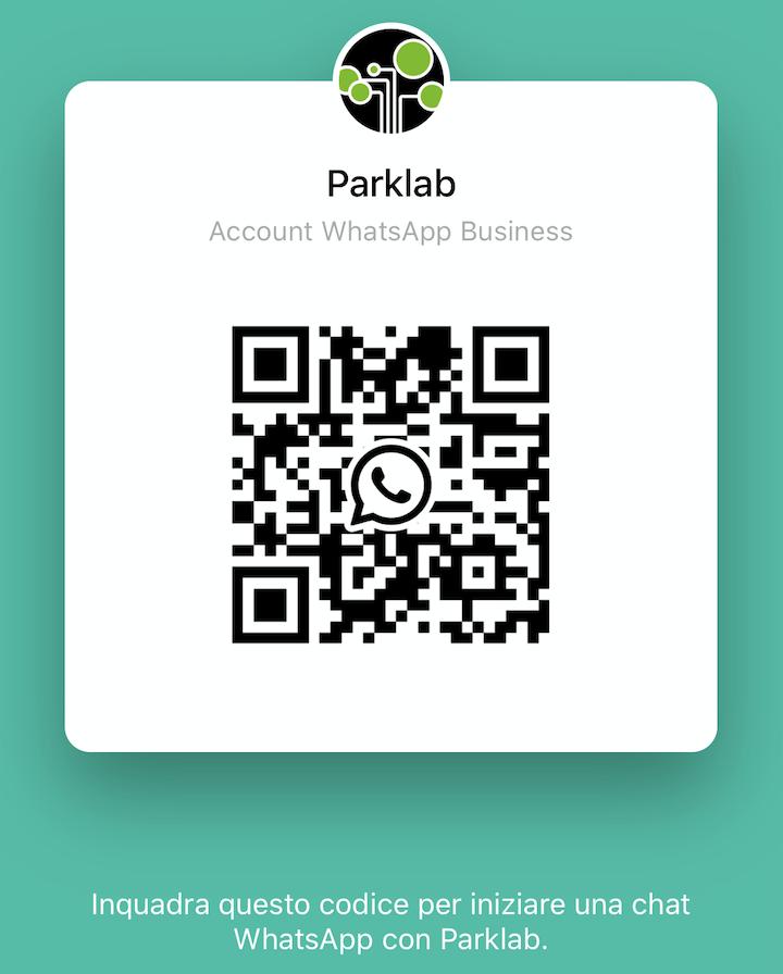 Parklab WhatsApp Business