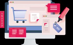 Gestione manutenzione siti e-commerce