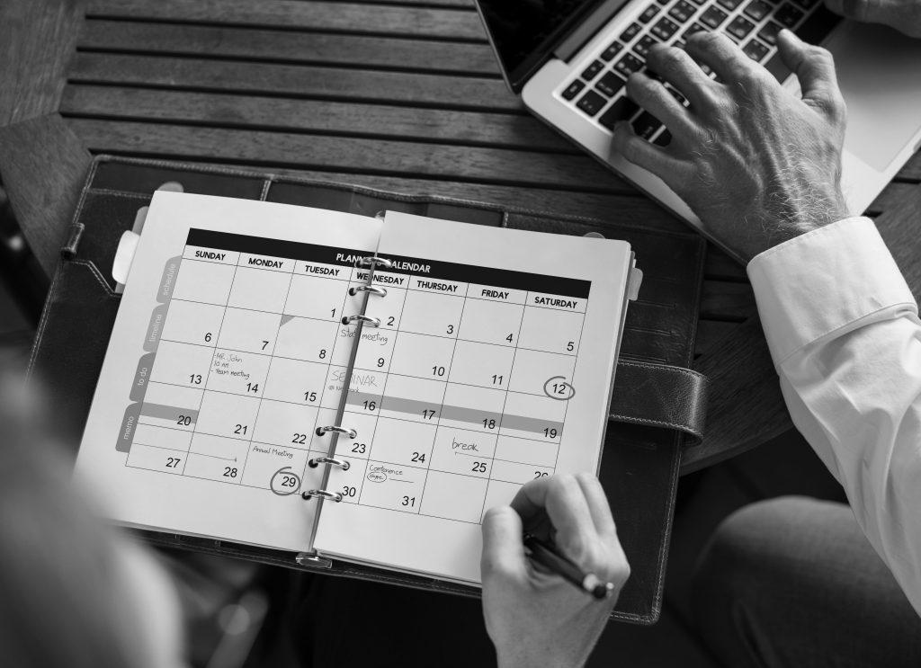 calendario editoriale legal marketing